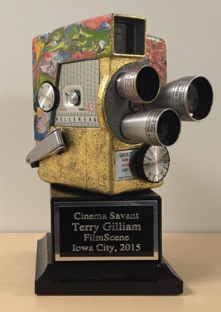 Terry Gilliam - Cinema Savant award